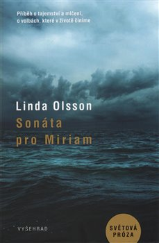 Obálka titulu Sonáta pro Miriam