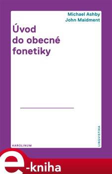 Obálka titulu Úvod do obecné fonetiky