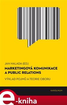 Obálka titulu Marketingová komunikace a public relations