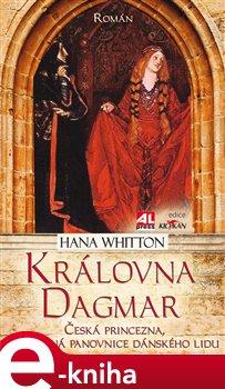 Obálka titulu Královna Dagmar