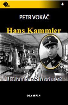 Obálka titulu Hans Kammler. Hitlerův technokrat