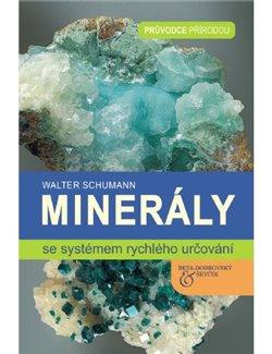 Obálka titulu Minerály - průvodce přírodou