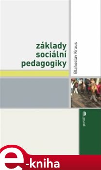 Obálka titulu Základy sociální pedagogiky