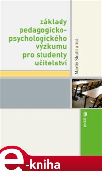 Obálka titulu Základy pedagogicko-psychologického výzkumu pro studenty učitelství