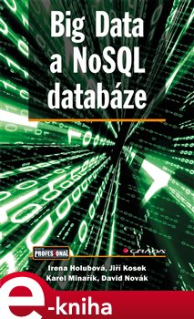 Obálka titulu Big Data a NoSQL databáze