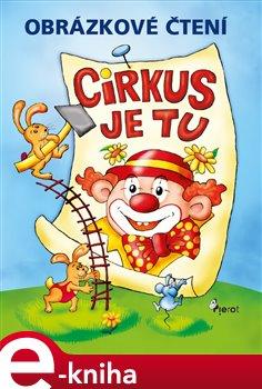 Obálka titulu Cirkus je tu!