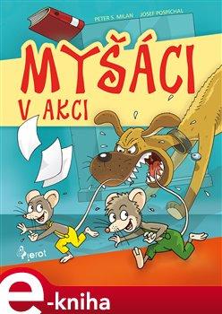 Obálka titulu Myšáci v Akci