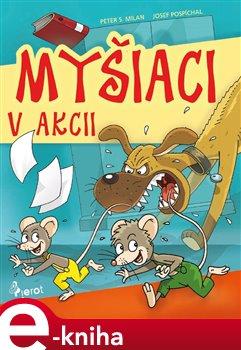 Obálka titulu Myšiaci v Akci
