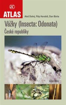 Obálka titulu Vážky České Republiky