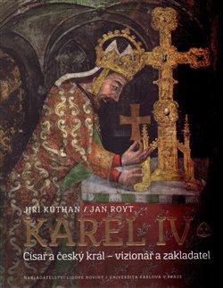 Obálka titulu Karel IV.