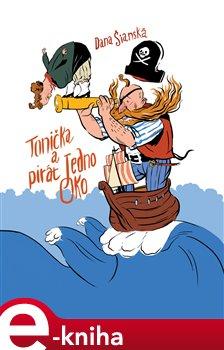 Obálka titulu Tonička a pirát Jedno Oko