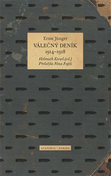 Obálka titulu Válečný deník 1914–1918