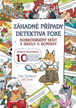 Obálka titulu Záhadné případy detektiva Foxe