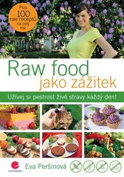 Obálka titulu Raw food jako zážitek