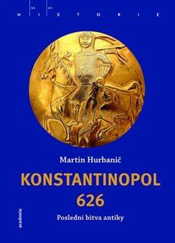 Obálka titulu Konstantinopol 626