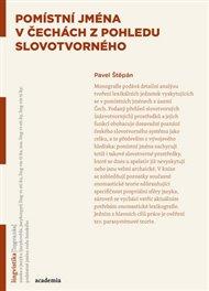Pomístní jména v Čechách z pohledu slovotvorného