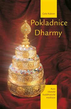 Obálka titulu Pokladnice Dharmy