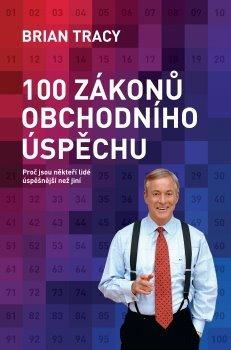 Obálka titulu 100 zákonů obchodního úspěchu