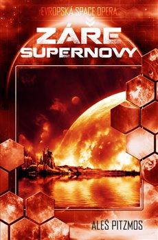 Obálka titulu Záře supernovy