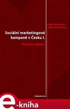 Obálka titulu Sociální marketingové kampaně v Česku I.