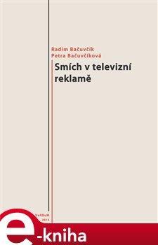 Obálka titulu Smích v televizní reklamě