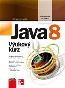 Obálka titulu Java 8 - Výukový kurz