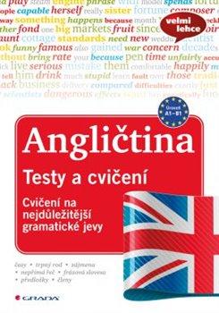 Obálka titulu Angličtina Testy a cvičení