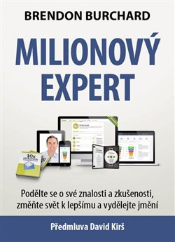 Obálka titulu Milionový expert