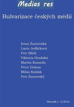 Obálka titulu Bulvarizace českých médií