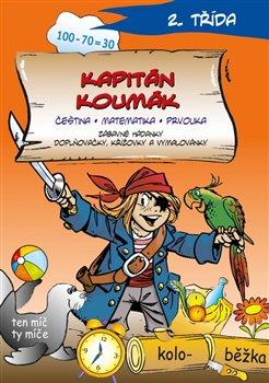 Obálka titulu Kapitán Koumák