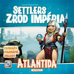 Obálka titulu Settlers: Zrod impéria - Atlantida