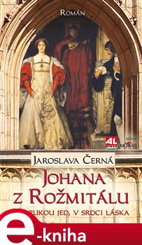 Obálka titulu Johana z Rožmitálu