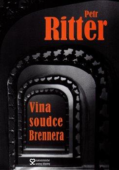 Obálka titulu Vina soudce Brennera
