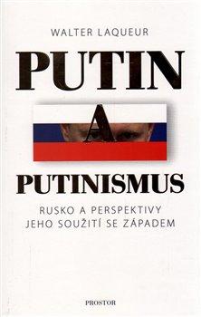 Obálka titulu Putin a putinismus