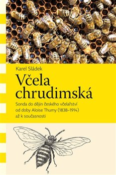 Obálka titulu Včela chrudimská