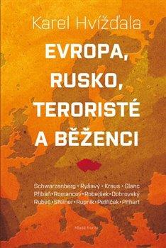 Obálka titulu Evropa, Rusko, teroristé a běženci