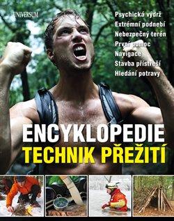 Obálka titulu Encyklopedie technik přežití