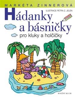 Obálka titulu Hádanky a básničky pro kluky a holčičky