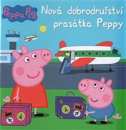 Obálka titulu Prasátko Peppa - Nová dobrodružství prasátka Peppy