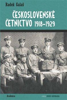 Obálka titulu Československé četnictvo 1918-1929