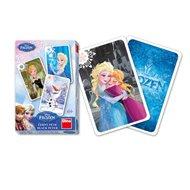 Karty Černý Petr Frozen