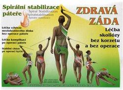 Obálka titulu Zdravá záda - Cvičební Set, spirální stabilizace páteře (kniha Zdravá záda, CD, cvičební lano)