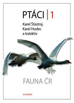 Obálka titulu Ptáci 1 - Fauna ČR