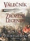 Obálka knihy Válečník - Zrození legendy