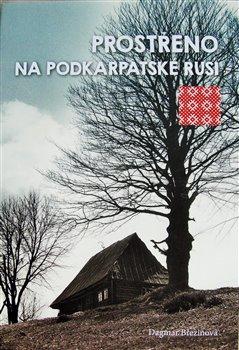 Obálka titulu Prostřeno na Podkarpatské Rusi