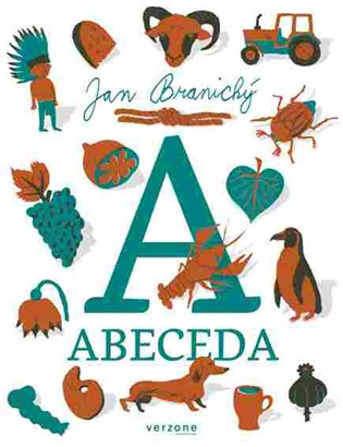 Abeceda - Jan Branický | Booksquad.ink