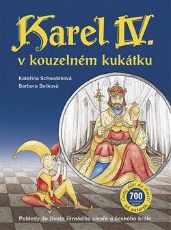 Obálka titulu Karel IV. v kouzelném kukátku
