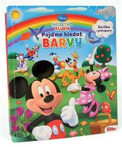 Obálka titulu Mickeyho klubík - Pojďme hledat barvy