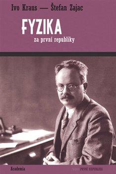 Obálka titulu Fyzika za první republiky
