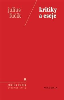 Obálka titulu Kritiky a eseje I.